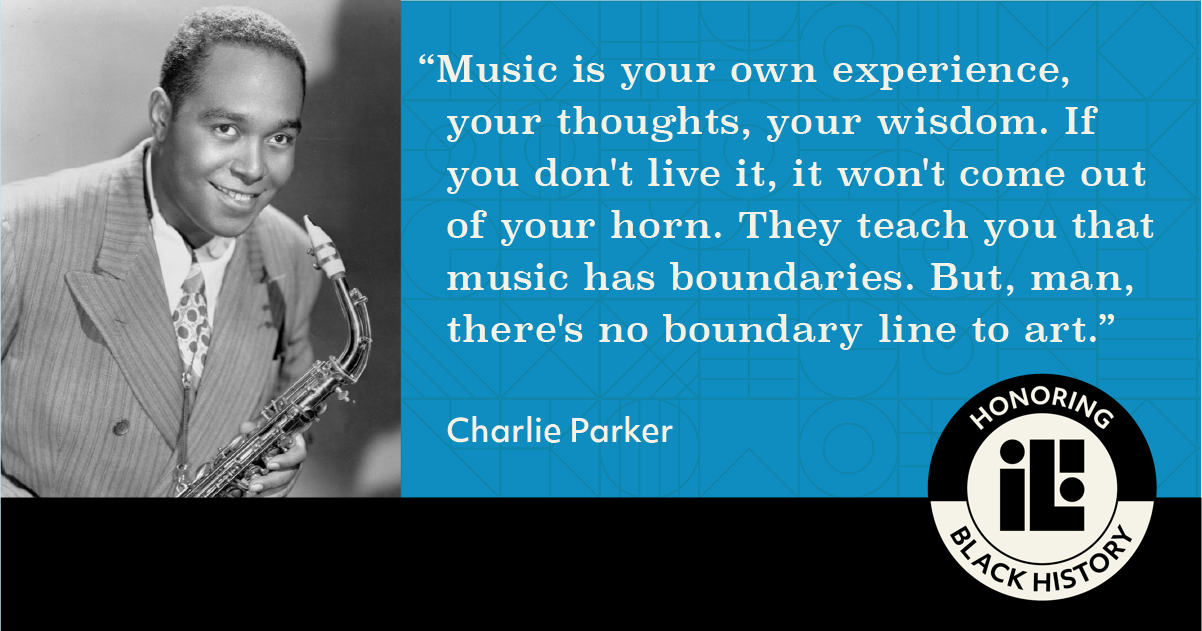 Charlie Parker Quote