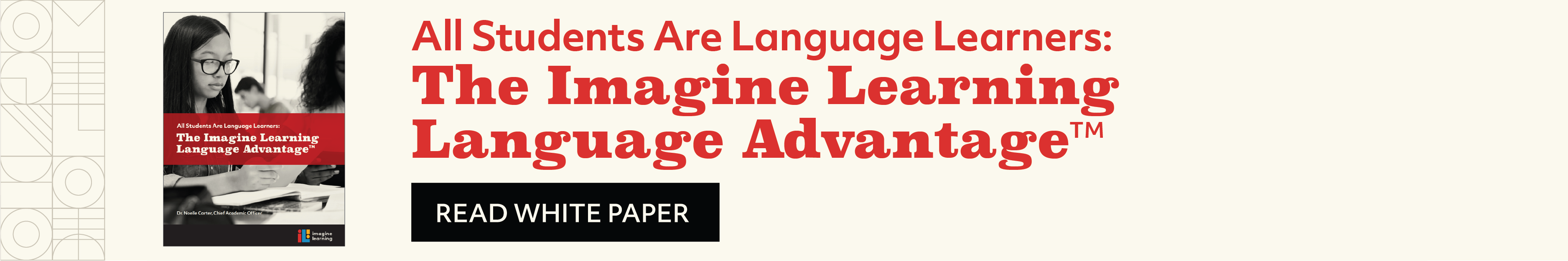 language advantage banner